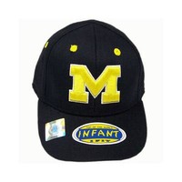 Licensed Michigan Wolverines NCAA Infant One Fit Hat Cap Michigan Top Of The World KO_19_1