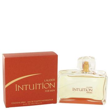 INTUITION by Estee Lauder Eau De Toilette Spray 3.4 oz