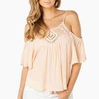 VALENTINA TOP IN BLUSH