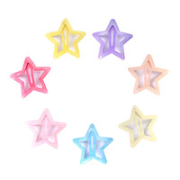 Twinkle Color Star Hairclip