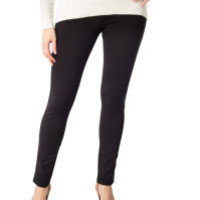 Dittos Laura Ponte Knit Black Jeggings