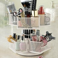 Rotating Makeup Carousel @ Fresh Finds