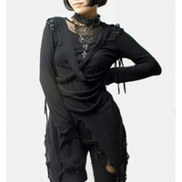 PUNK RAVE PERFECT DISORDER TOP