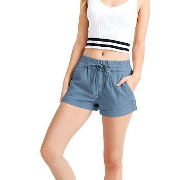 Breeze Linen Shorts