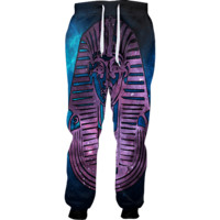 Pharaoh Galaxy Joggers
