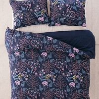 Lillian Floral Duvet Cover | Urban Outfitters