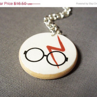 15 Off Storewide Sale Harry Potter Necklace with by BookishCharm