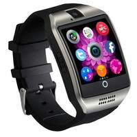 Bluetooth Smart Watch Phone ,Support Micro SIM TF Card Remote Camera/Anti-lost for iPhone/Android.