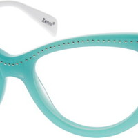 6256 Acetate Full-Rim Frame