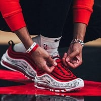 Nike Air Max 97 Jayson Tatum Retro Running Shoes