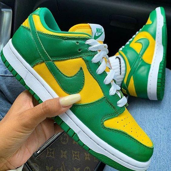 Image of Nike SB Dunk Low dunk series retro low-top casual sports skateboard shoes sneakers