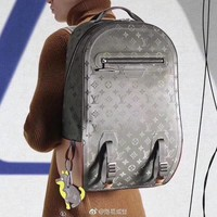 LV Louis Vuitton Arrival Bag Couple Shoulder Bag Student Bag Lightwight Backpack Travel Bags