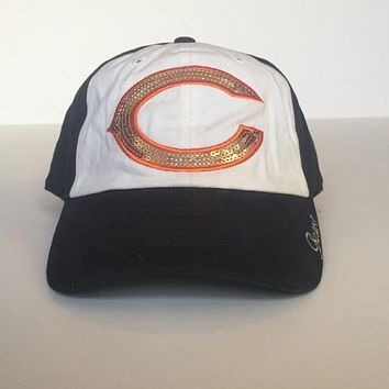 '47 Dark Navy Blue Chicago Bears Pony Hat