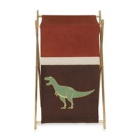 Sweet Jojo Designs Dinosaur Land Laundry Hamper