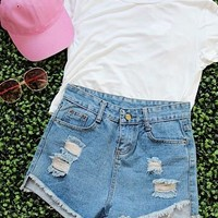 Wild Thoughts Shorts