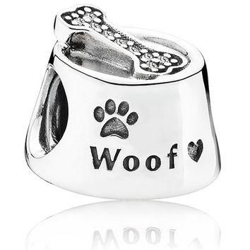 Authentic Pandora Jewelry - Woof