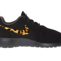 Roshe Leopard Custom Made to Order Mens and Womens Nike Rosherun Shoes Hand Painted