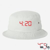 420 Four Twenty Weed THC bucket hat