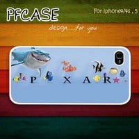 Nemo and Friends with Pixar : Case For Iphone 4/4s ,5 / Samsung S2,3,4