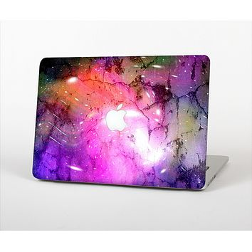 """The Warped Neon Color-Splosion Skin Set for the Apple MacBook Pro 15"""" with Retina Display"""
