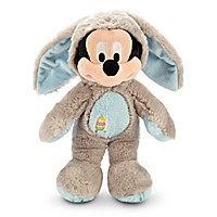 Mickey Mouse Plush Easter Bunny - 12''