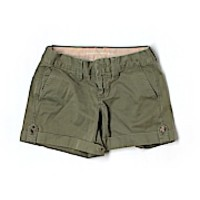 Banana Republic Khaki Short For Women - 75 off only on thredUP