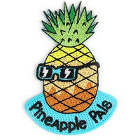 Pineapple Pals Patch