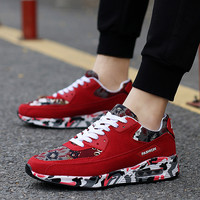 New men women running shoes 2017 air lover sport sneakers Unisex  Breathable Trainers Basket Superstar walking Zapatillas