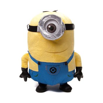 Minion Plush Backpack