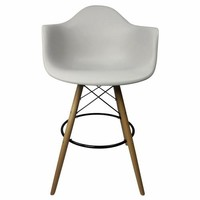 DAW Bar Eiffel Armchair Stool - Reproduction |