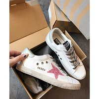 Golden Goose Ggdb Golden Goose Ggdb Superstar Sneakers Style #7