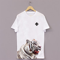 THE WHITE TIGER / Landscape collection