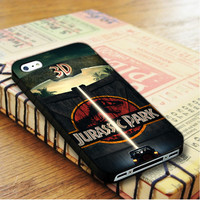 Jurassic Park 3D Jurassic Park Jurassic dinosaurus   For iPhone 4/4S Cases   Free Shipping   AH0526