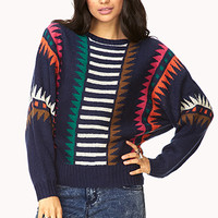 Throwback Dolman Sweater