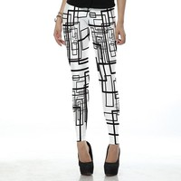 Geometric Boho Leggings