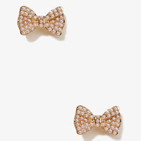 Pearlescent Bow Studs