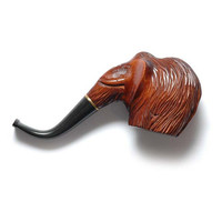 Wooden pipe, Tobacco Pipe, Collection Smoking Pipes. Wooden Handmade. Wood Pipe -  MAMMOTH