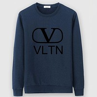 Boys & Men Valentino Vltn Casual Edgy Long Sleeve Sweater