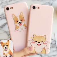 Kawaii Corgi Phone Case