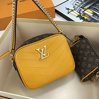 lv louis vuitton women leather shoulder bags satchel tote bag handbag shopping leather tote crossbody 293