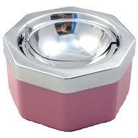 Pretty in PINK Powerpuff Pink Personal Stainless & Pink Cigarette Ashtray