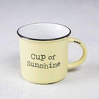Cup of Sunshine Camp Mug
