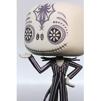 Funko Pop Disney, Nightmare Before Christmas, Day of the Dead, Jack Skellington #69
