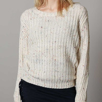 Multi Tone Knit Sweater