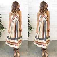 Bohemian Inspired Summer Dress