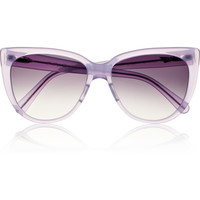 Prism - Moscow cat eye acetate sunglasses