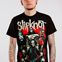 Slipknot - Come Play Dying - T-Shirt