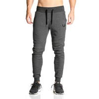 Joggers Fall 2018 Jogging Pants Men Fitness Workout Pants Skinny Sweatpants Gym Training Running Sport Pants Men Tights Trousers