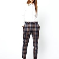 ASOS Trousers in Check