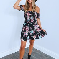 Come Find Me Dress: Multi